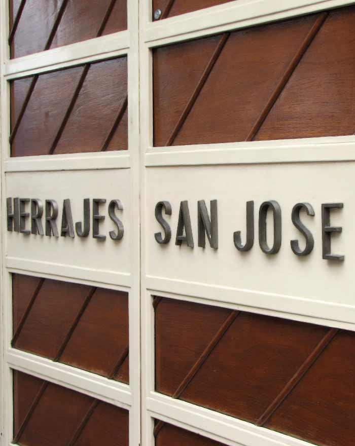 Herrajes San José Centro • Salta, Argentina | La Empresa