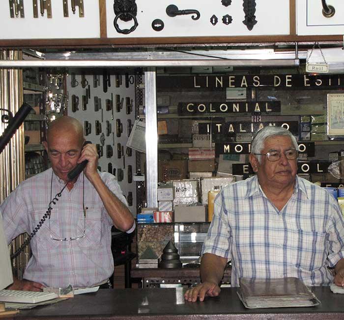 Herrajes San José Centro • Salta, Argentina | Servicios